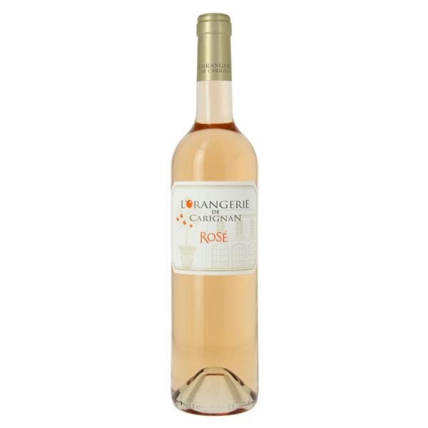 L'ORANGERIE DE CARIGNAN <br><span>Rosé 2019 75 cl</span>