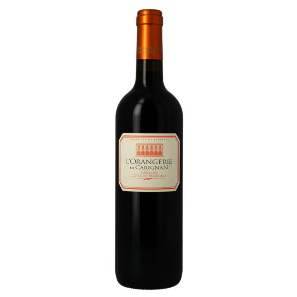 L'ORANGERIE DE CARIGNAN <br><span>Blanc 2020 75 cl</span>