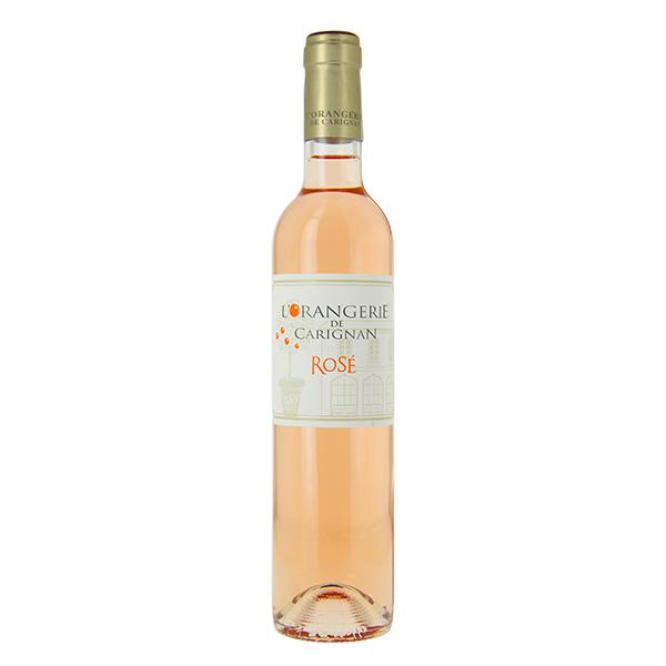 L'ORANGERIE DE CARIGNAN <br><span>Rosé 2019 50 cl</span>